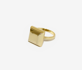 Metal Crystal Ring 30% SALE