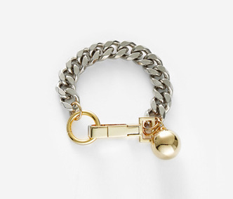 [Monday Edition] Bold Drop Chain Bracelet (50%off)