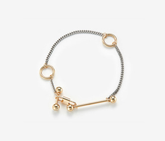 [Monday Edition] Ball & Stick Choker (or Bracelet) (40%off)