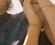 Usual Chain Bracelet A