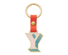 Stickery Initial Key Ring Y