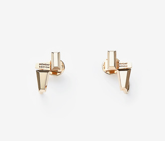 [PRECIOUS] Baguette Stud Double Earrings Ver. 2 (15%off)