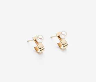 [PRECIOUS] Ear Cuff and Pearl Earrings Ver. 2 (15%off)