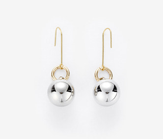 [Monday Edition] Dropped Bold Bell Earrings (20%off)