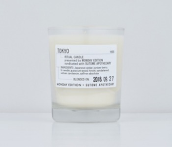 [ME x Sutome] Ritual Candle TOKYO (15%off)