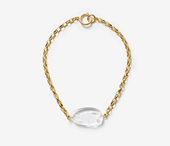 [Monday Edition] Ugly Glass Chain Choker (10%off)