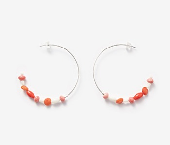 [usual ME] Corallites Assembly Earrings (15%off)