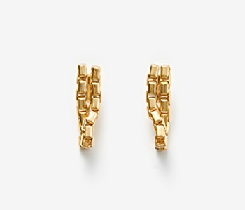 Twin Movement Earrings (10% off)
