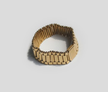 ME Watch Bracelet-gold
